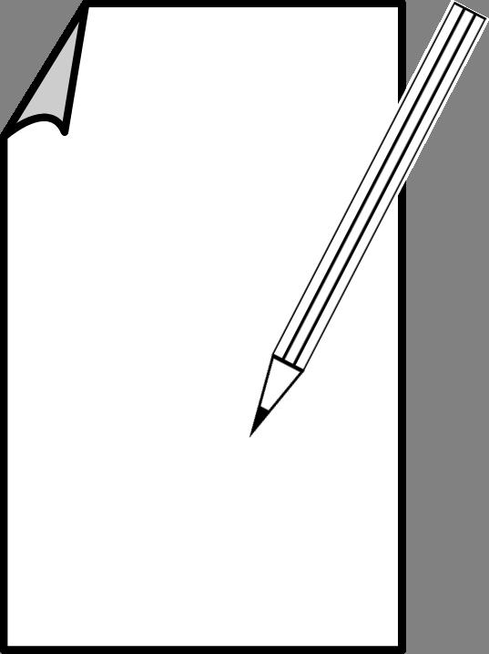 papir og blyant